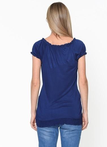 Fashion Friends Bluz Lacivert